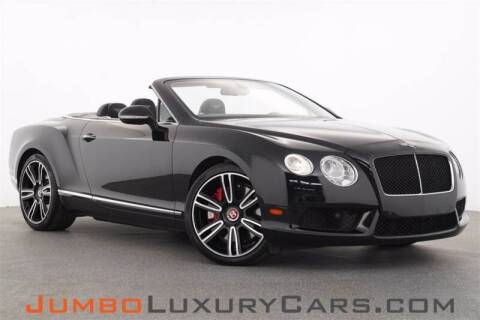 2014 Bentley Continental for sale at JumboAutoGroup.com - Jumboluxurycars.com in Hollywood FL