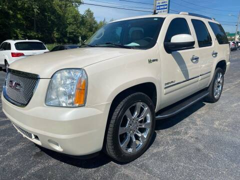 2012 GMC Yukon for sale at Erie Shores Car Connection in Ashtabula OH