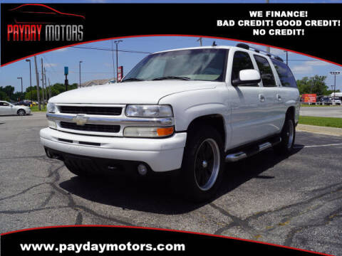 2006 Chevrolet Suburban for sale at Payday Motors in Wichita And Topeka KS