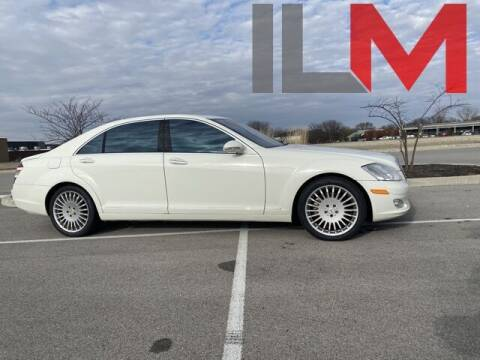 2007 Mercedes-Benz S-Class for sale at INDY LUXURY MOTORSPORTS in Fishers IN