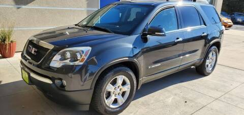2007 GMC Acadia for sale at City Auto Sales in La Crosse WI