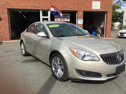 2016 Buick Regal for sale at Cote & Sons Automotive Ctr in Lawrence MA