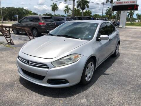 2013 Dodge Dart for sale at Denny's Auto Sales in Fort Myers FL