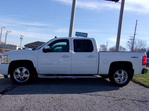 2012 Chevrolet Silverado 1500 for sale at RT Motors Inc in Atlantic IA