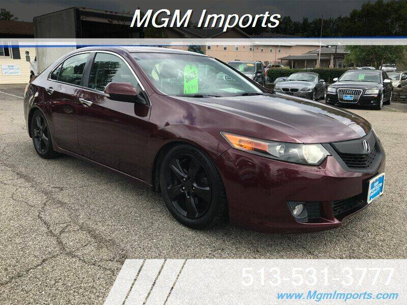 2010 Acura TSX for sale at MGM Imports in Cincannati OH