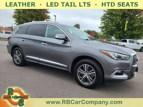 2016 Infiniti QX60 for sale at R & B Car Company in South Bend IN