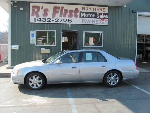 2006 Cadillac DTS for sale at R's First Motor Sales Inc in Cambridge OH