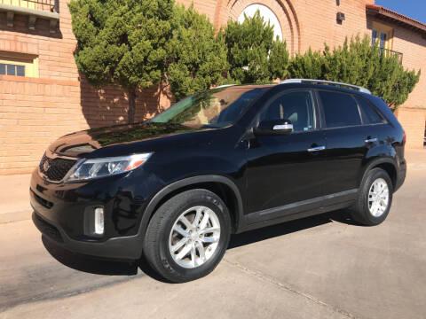 2014 Kia Sorento for sale at Freedom  Automotive in Sierra Vista AZ