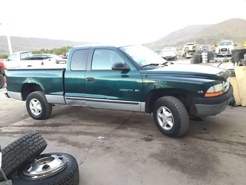 1997 Dodge Dakota for sale at Troys Auto Sales in Dornsife PA
