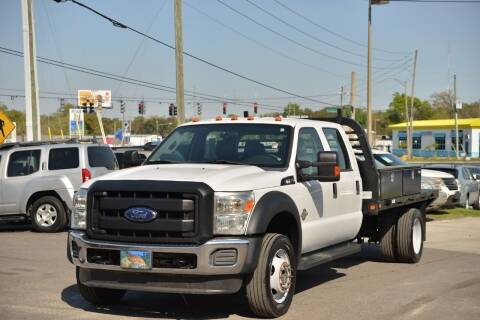 2013 Ford F-550 Super Duty for sale at Motor Car Concepts II - Kirkman Location in Orlando FL