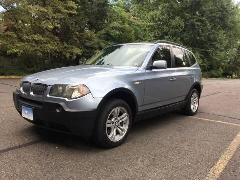 2005 BMW X3 for sale at Car World Inc in Arlington VA
