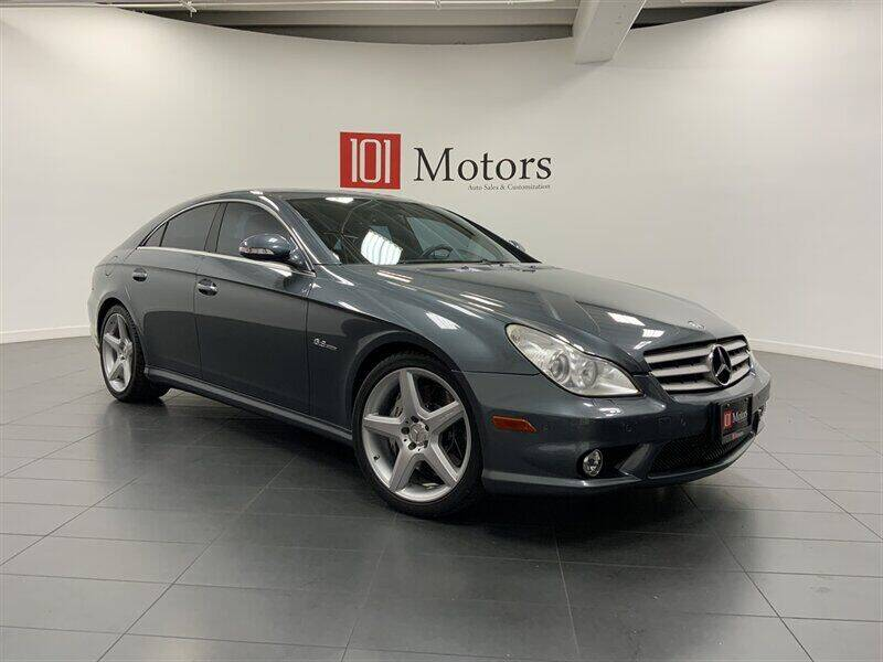 2008 Mercedes-Benz CLS for sale at 101 MOTORS in Tempe AZ