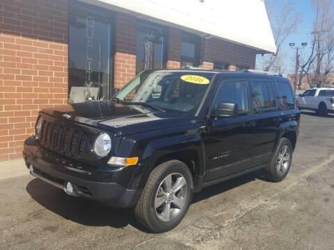 2016 Jeep Patriot for sale at Elmwood Park Auto Haus in Elmwood Park IL