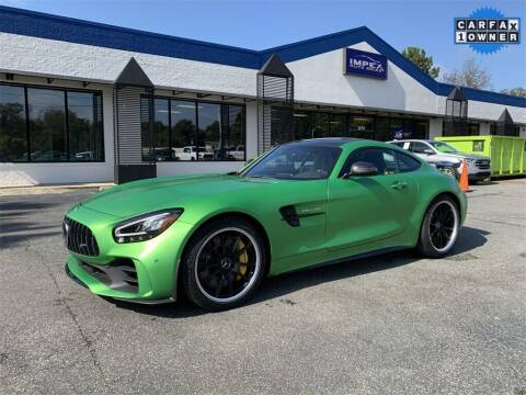 2020 Mercedes-Benz AMG GT for sale at Impex Auto Sales in Greensboro NC