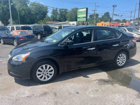 2014 Nissan Sentra for sale at Affordable Auto Detailing & Sales in Neptune NJ