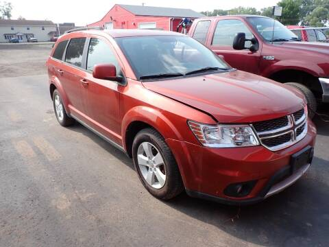 2012 Dodge Journey for sale at Marty's Auto Sales in Savage MN