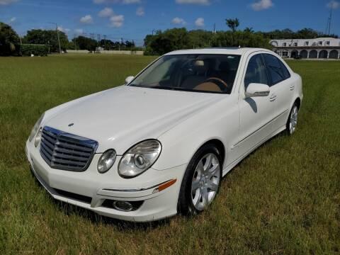 2007 Mercedes-Benz E-Class for sale at VC Auto Sales in Miami FL