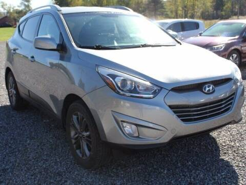 2015 Hyundai Tucson for sale at Street Track n Trail - Vehicles in Conneaut Lake PA