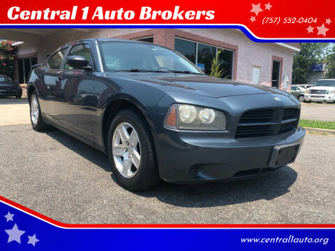 2008 Dodge Charger for sale at Central 1 Auto Brokers in Virginia Beach VA