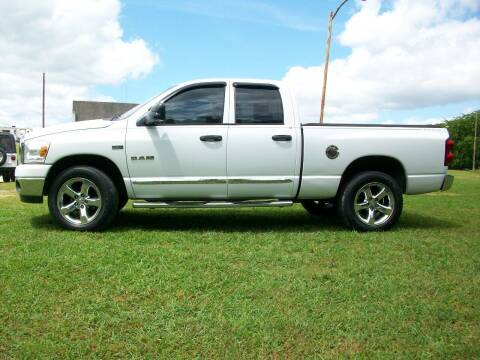 2008 Dodge Ram Pickup 1500 for sale at BJR AUTO SALES in Wylie TX