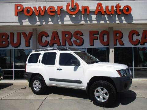 2013 Nissan Xterra for sale at Power On Auto LLC in Monroe NC