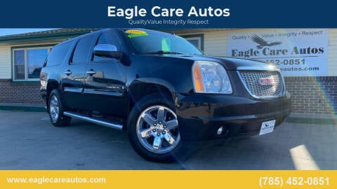 2009 GMC Yukon XL for sale at Eagle Care Autos in Mcpherson KS