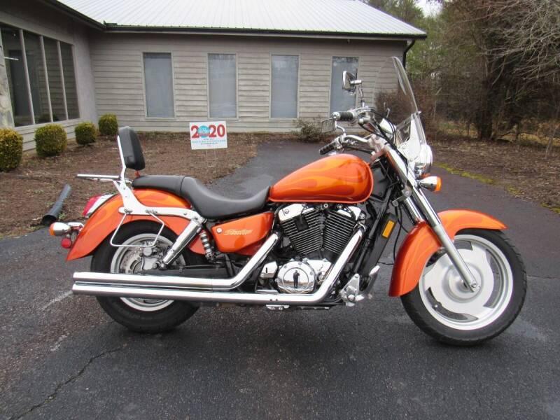 2002 Honda Shadow for sale at Blue Ridge Riders in Granite Falls NC