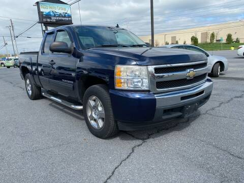 2010 Chevrolet Silverado 1500 for sale at A & D Auto Group LLC in Carlisle PA