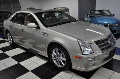 2009 Cadillac STS for sale at Podium Auto Sales Inc in Pompano Beach FL