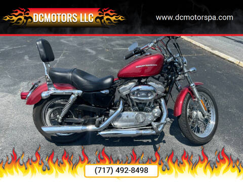 2005 Harley-Davidson XL883L for sale at DCMotors LLC in Mount Joy PA