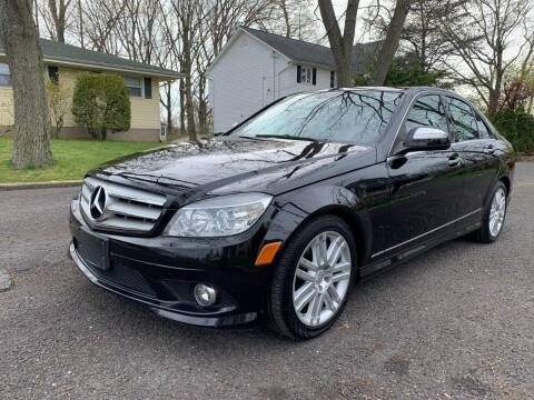 2009 Mercedes-Benz C-Class for sale at Pinnacle Automotive Group in Roselle NJ