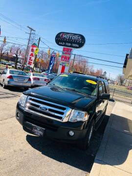 2007 Ford Expedition EL for sale at i3Motors in Baltimore MD