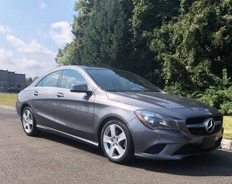 2016 Mercedes-Benz CLA for sale at Postorino Auto Sales in Dayton NJ