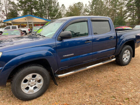 2008 Toyota Tacoma for sale at TOP OF THE LINE AUTO SALES in Fayetteville NC