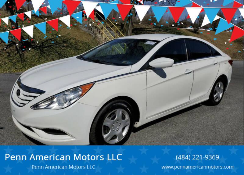 2011 Hyundai Sonata for sale at Penn American Motors LLC in Allentown PA