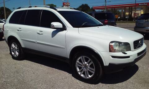 2011 Volvo XC90 for sale at Pinellas Auto Brokers in Saint Petersburg FL