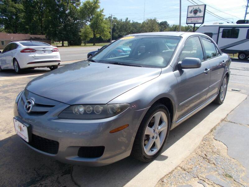 2007 Mazda MAZDA6 for sale at High Country Motors in Mountain Home AR