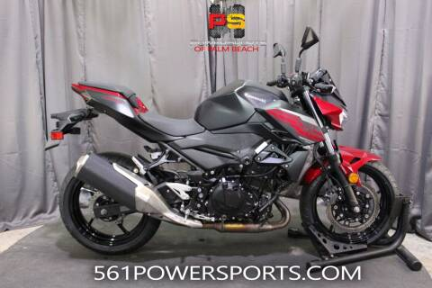 2019 Kawasaki Z400 ABS for sale at Powersports of Palm Beach in Hollywood FL