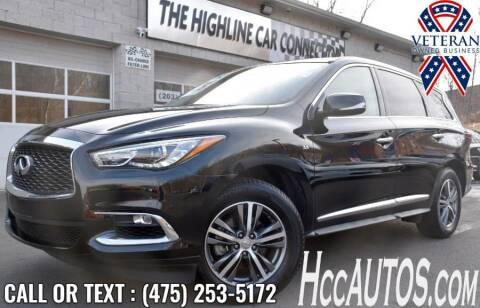 2020 Infiniti QX60 for sale at The Highline Car Connection in Waterbury CT