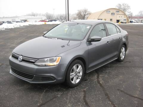 2013 Volkswagen Jetta for sale at Pre-Owned Imports in Pekin IL