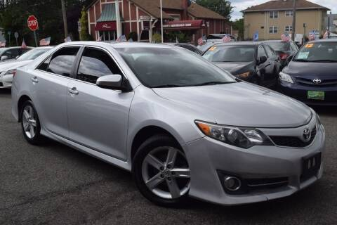 2014 Toyota Camry for sale at VNC Inc in Paterson NJ