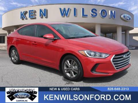 2018 Hyundai Elantra for sale at Ken Wilson Ford in Canton NC