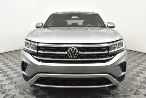 2021 Volkswagen Atlas Cross Sport for sale at CU Carfinders in Norcross GA