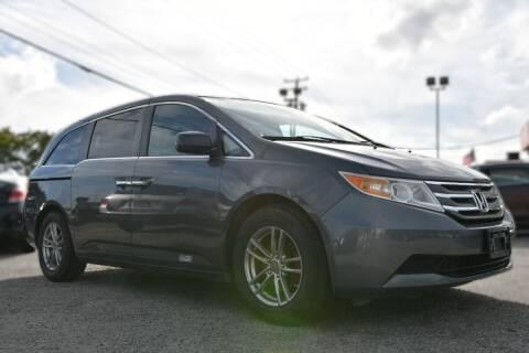 2013 Honda Odyssey for sale at International Auto Wholesalers in Virginia Beach VA