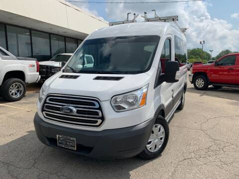 2015 Ford Transit Passenger for sale at Auto Mall of Springfield in Springfield IL