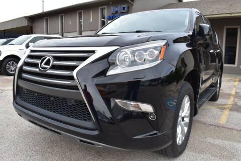 2016 Lexus GX 460 for sale at IMD Motors in Richardson TX