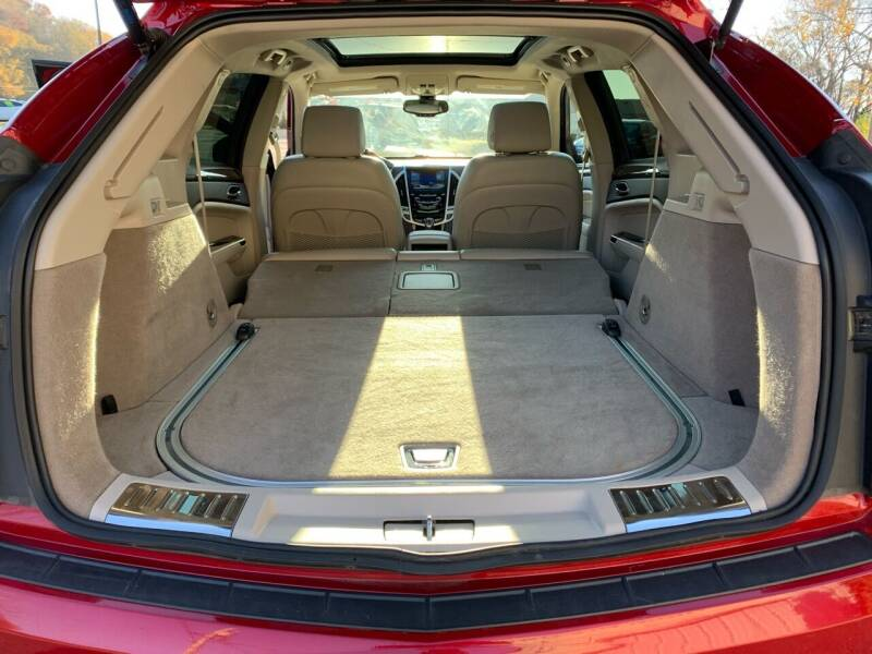 2015 Cadillac SRX Luxury Collection 4dr SUV - East Peoria IL