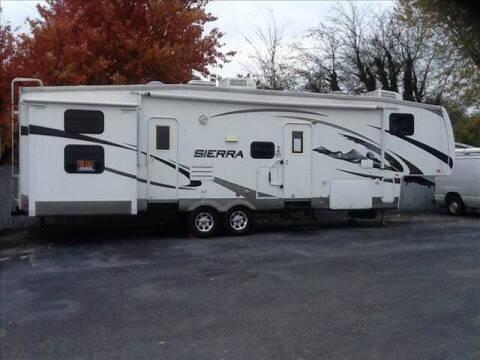 2009 Forest River 335qbq for sale at D. C.  Autos in Huntsville AL