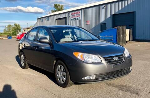 2009 Hyundai Elantra for sale at DASH AUTO SALES LLC in Salem OR