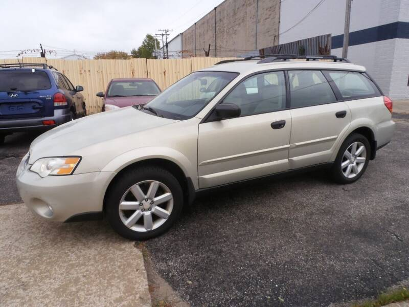 2007 Subaru Outback for sale at A-Auto Luxury Motorsports in Milwaukee WI